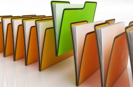 סידור ניירת כלכלית – השלב הראשון בדרך לסדר כלכלי